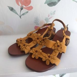 Chie Mihara Quesia Sandals Size 37